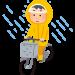 チラシを濡らすのは厳禁!雨の日のポスティングで気をつけるべきこと。